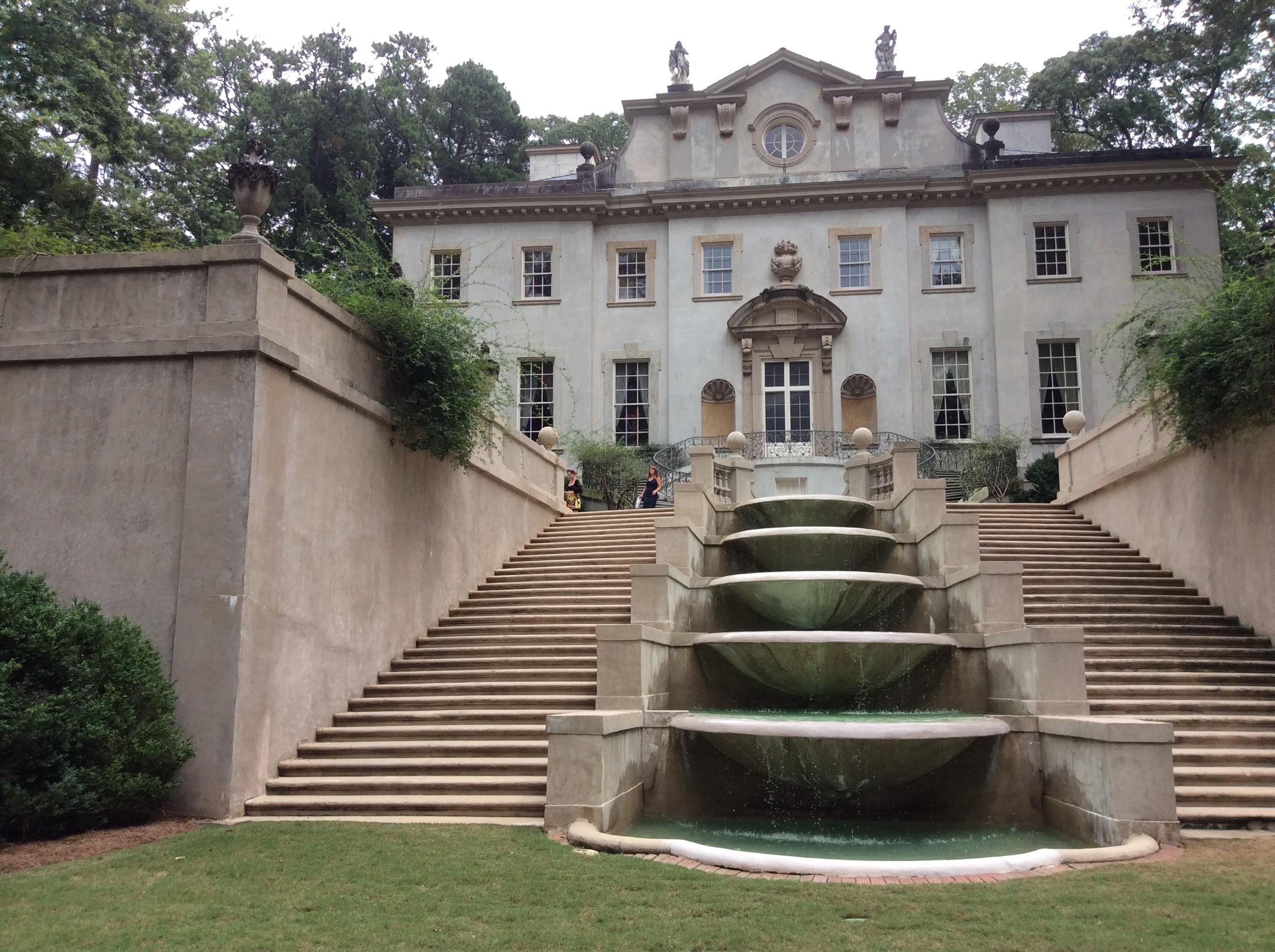 Swan House - Georgia