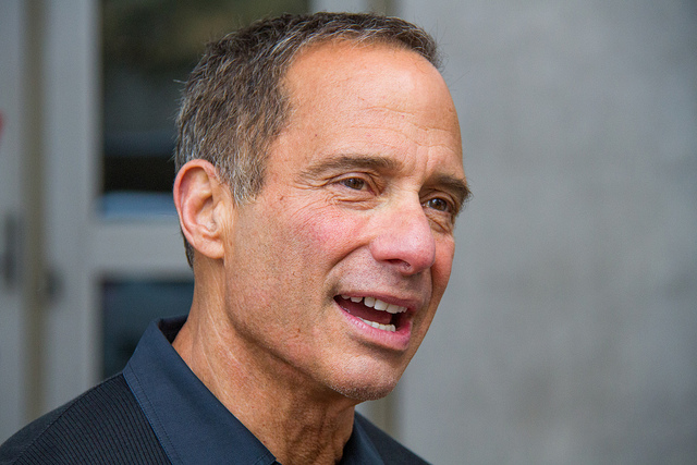 Harvey Levin, founder of celebrity gossip site TMZ.com