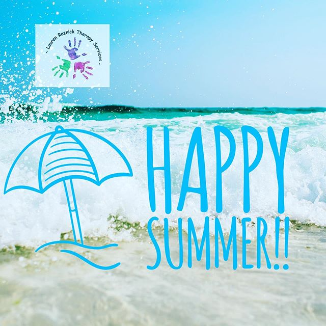 ☀️ It's here, it's here, summer is here!!! ☀️#happysummer #summatime #finally #sunshine #funtime #camp #summercamp #toronto #pediatrics #programs #groups #summergroups #city #summerinthecity #kids #therapy #pediatrictherapy #privatepractice