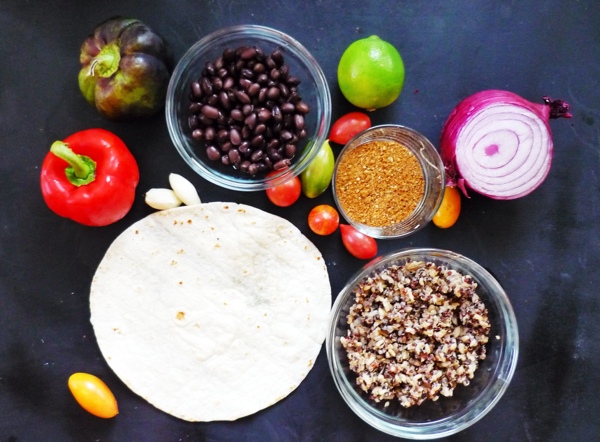 quesadillaingredients