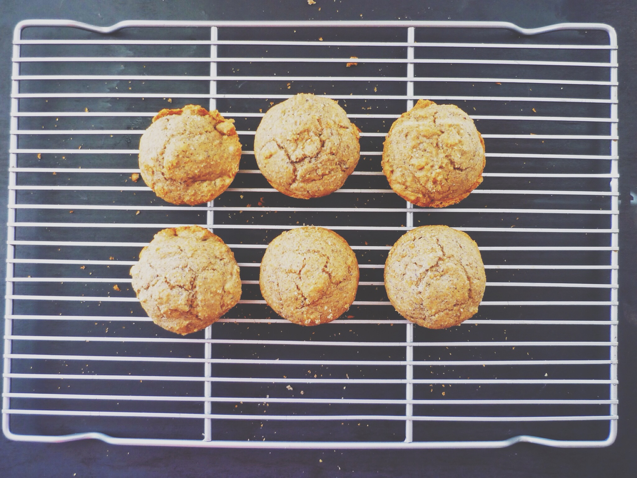 Rosemary-Thyme Cornbread Muffins
