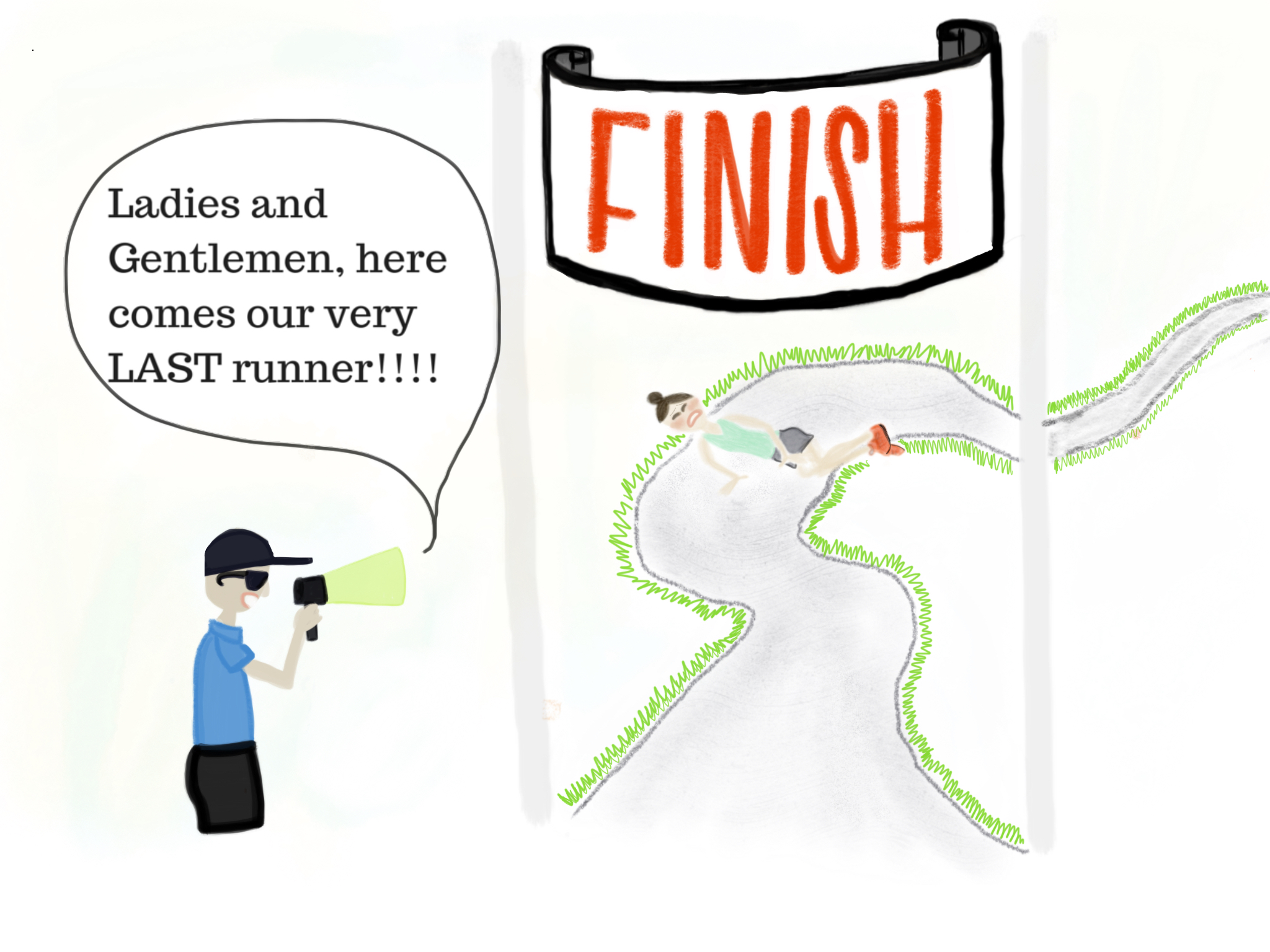 All of It - Running a Marathon: Fears