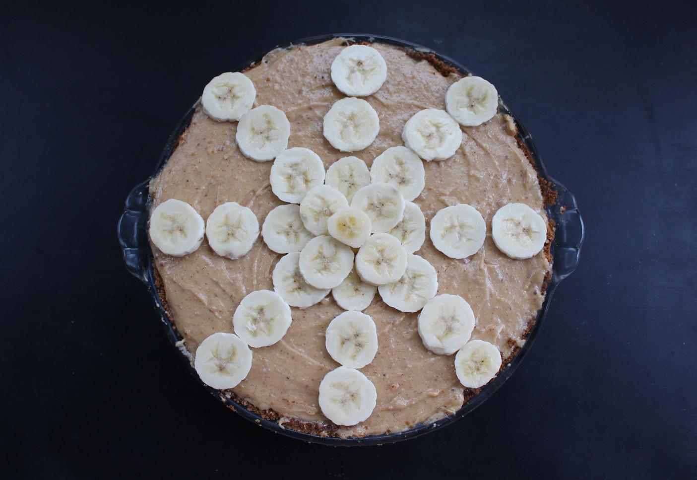 All of It - PB Banana Pie
