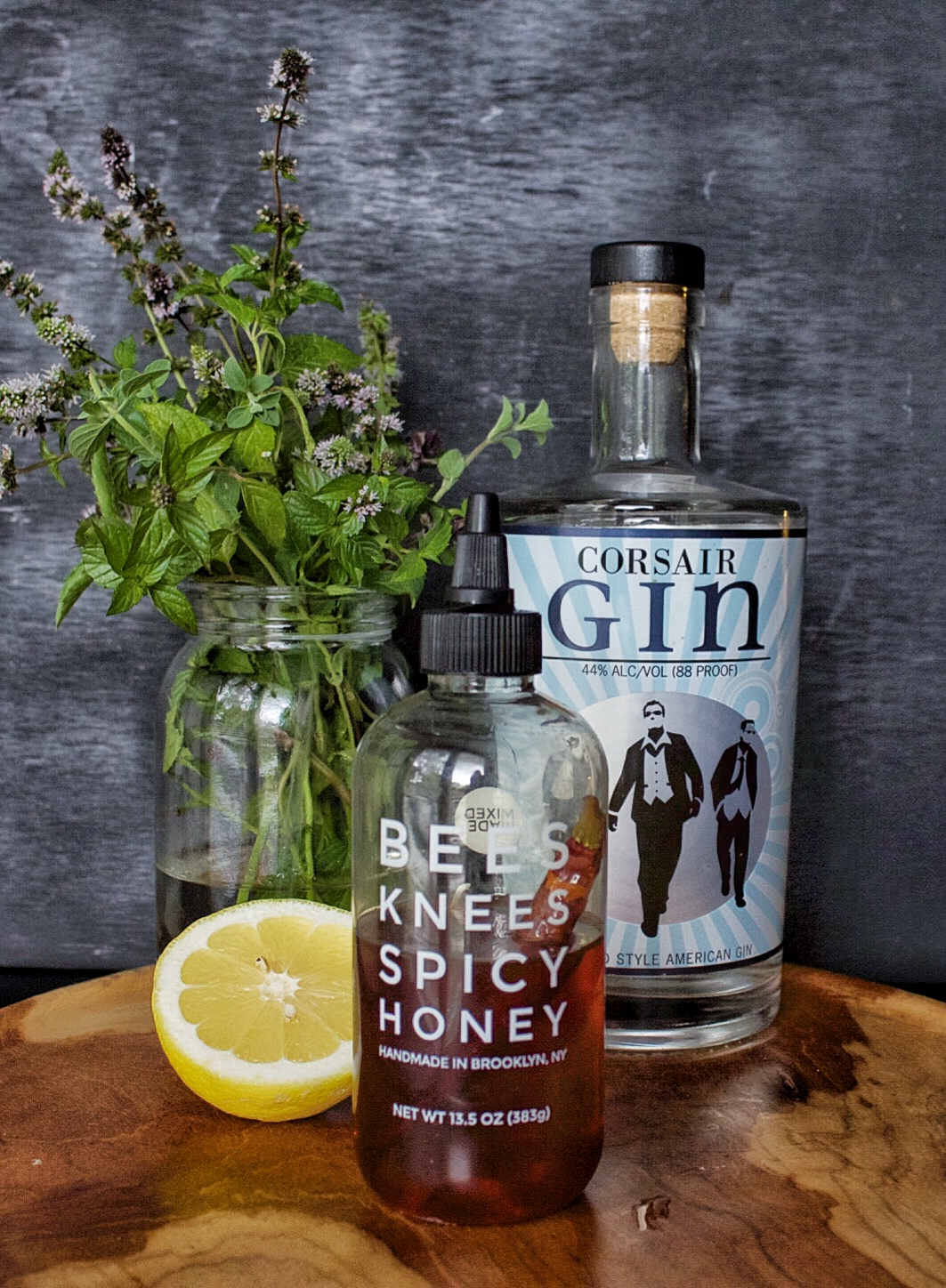 All of It - Bees Knees Spicy Honey