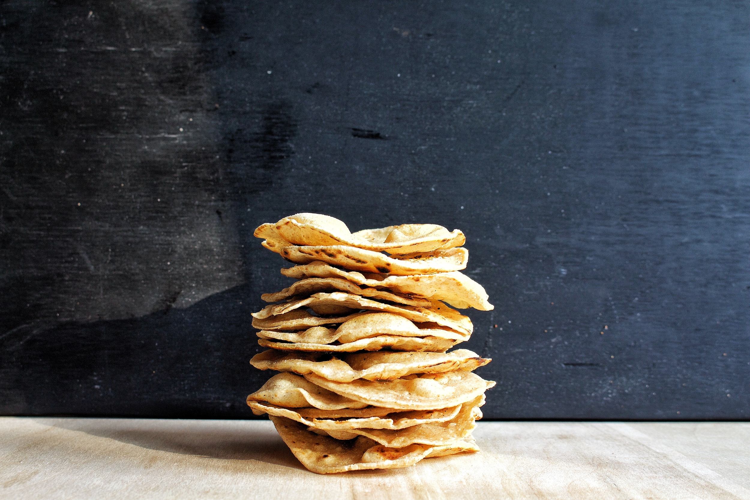 All of It - Taco Tuesday - Stack o' Tortillas