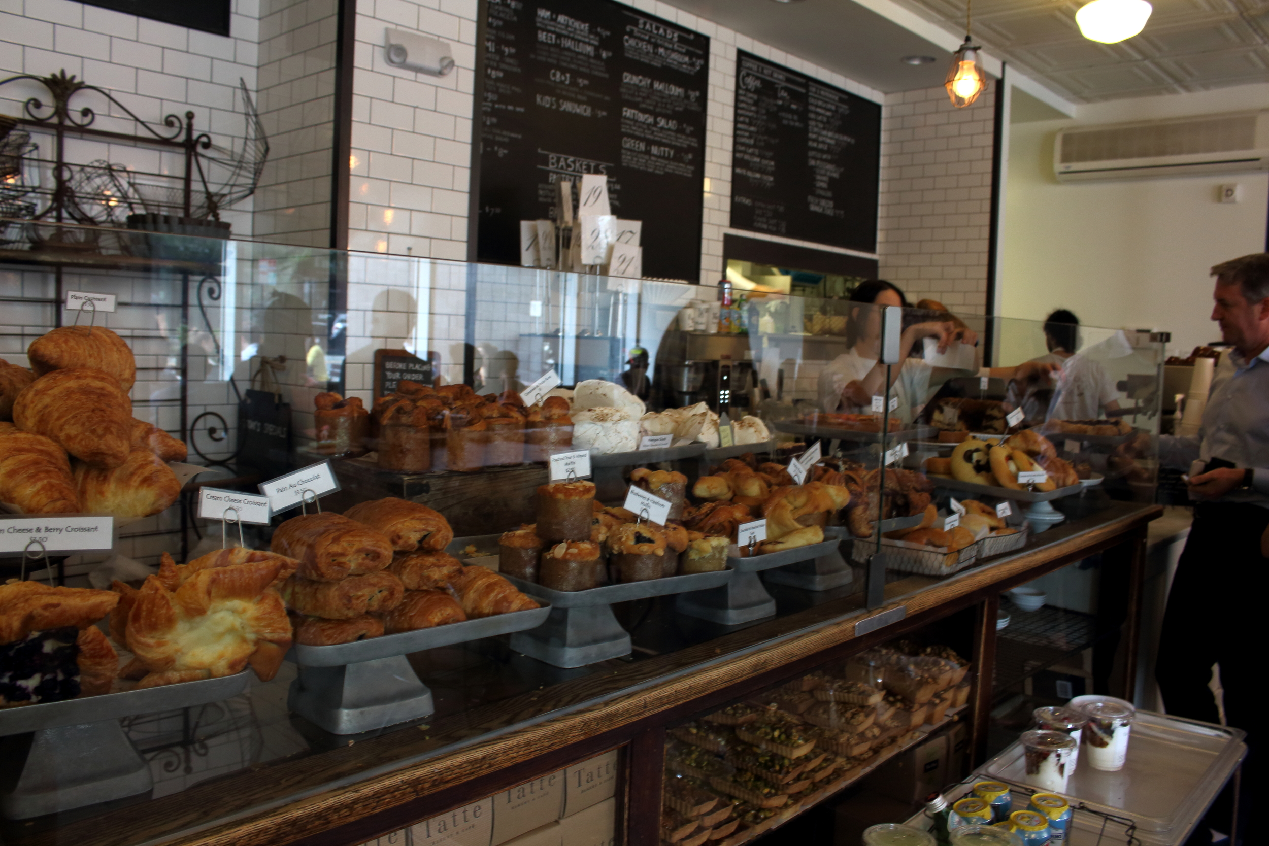 All of It - Boston - Tatte Bakery and Cafe