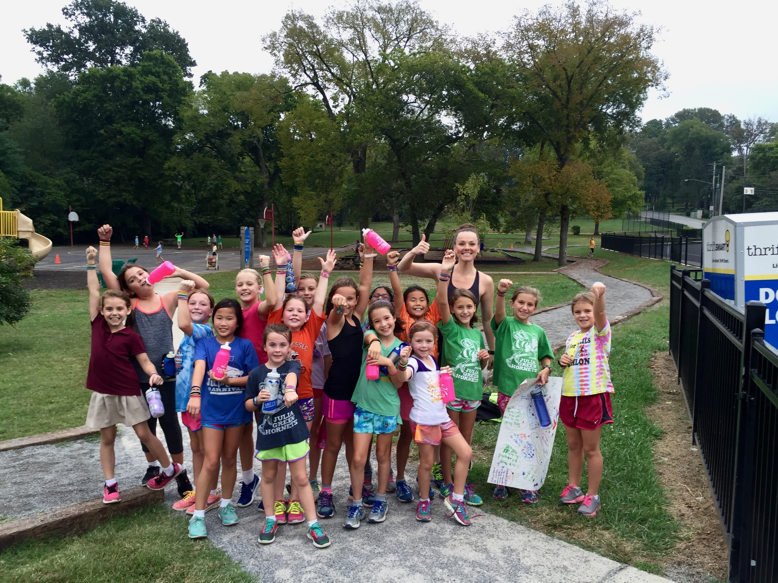 All of It - Girls on the Run - Why I Coach