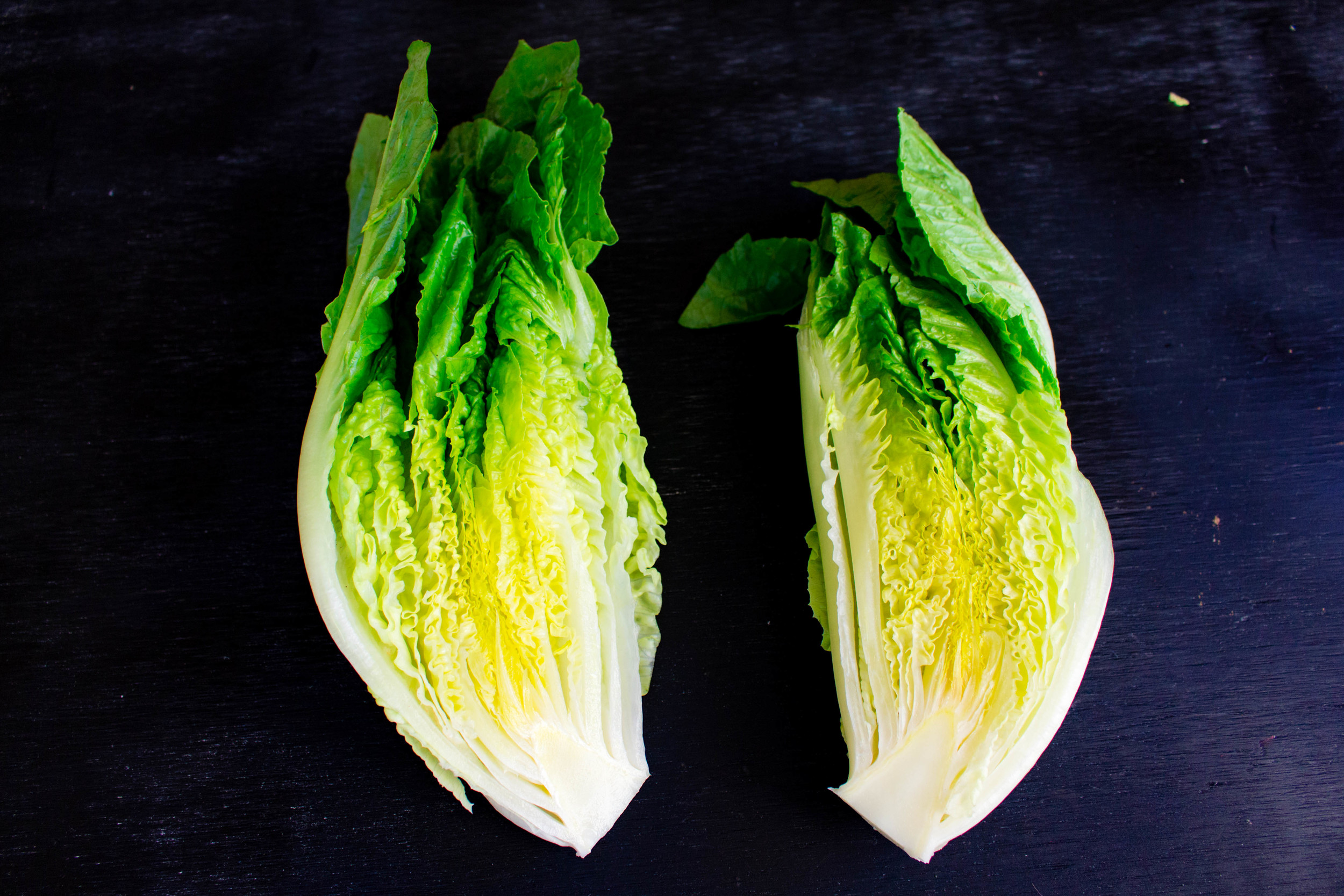 All of It - Romaine Dream Boats with Toasted Pepitas