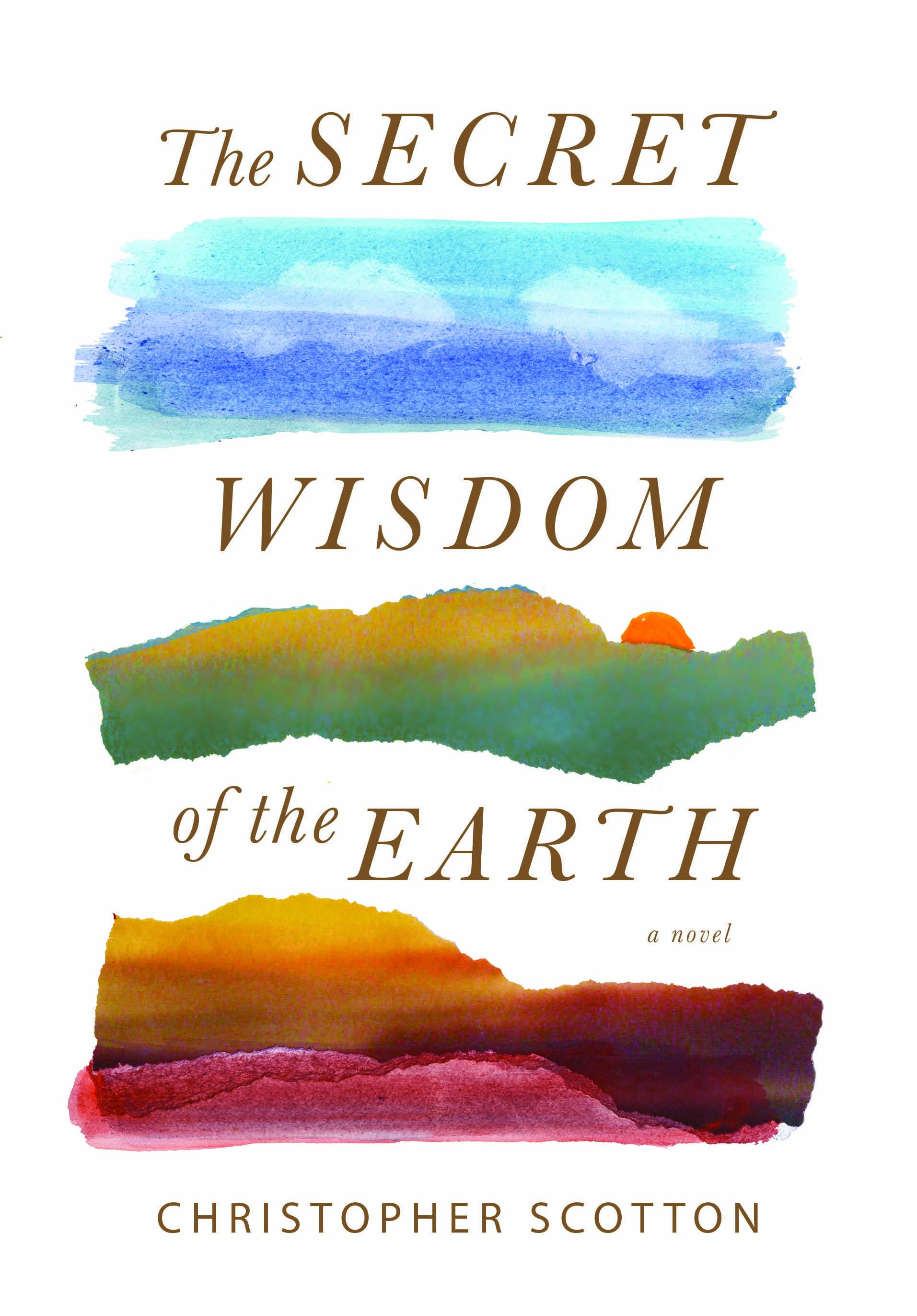 All of It - November 2015 Book Report - The Secret Wisdom of the Earth