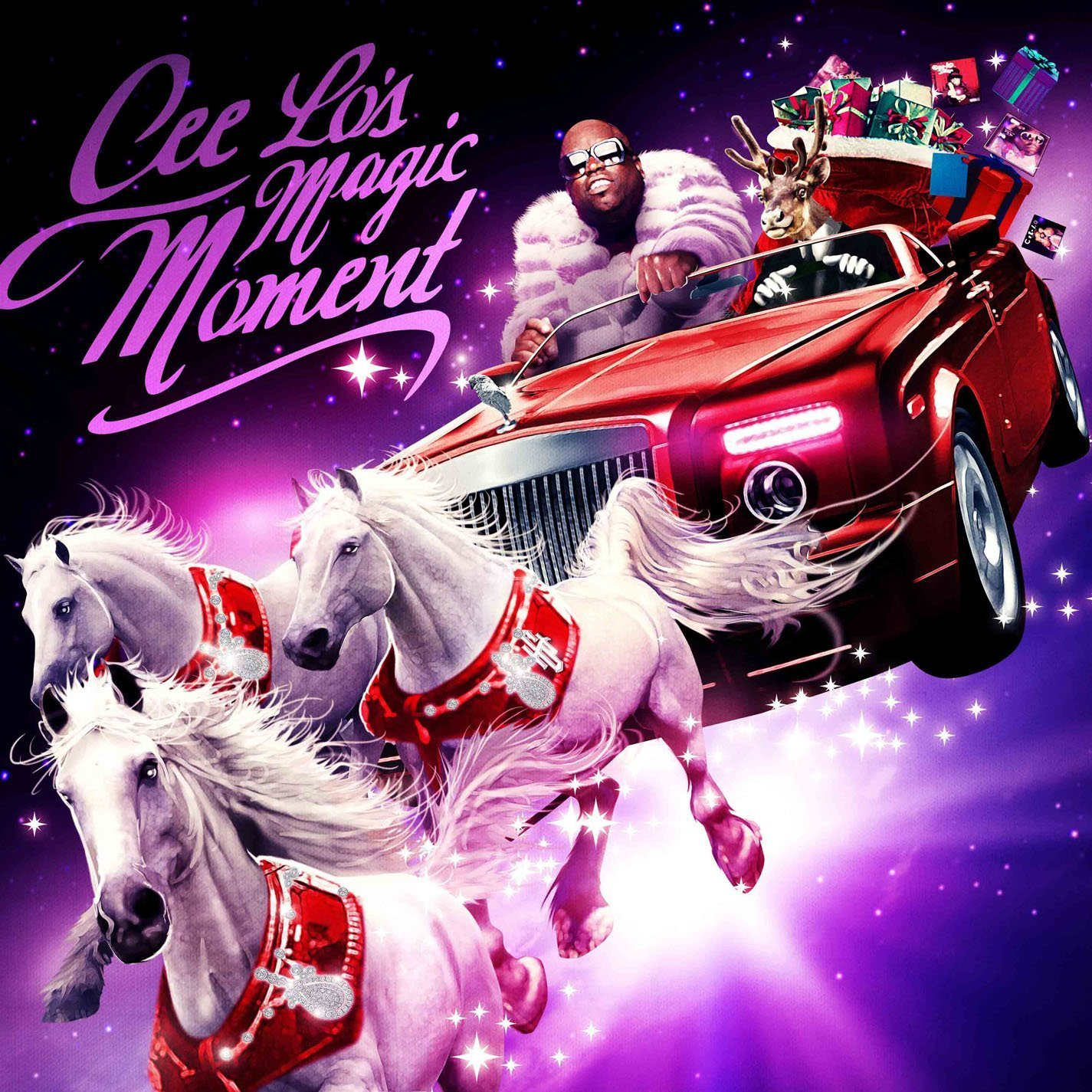 All of It - Holiday Workout Playlist - CeeLo