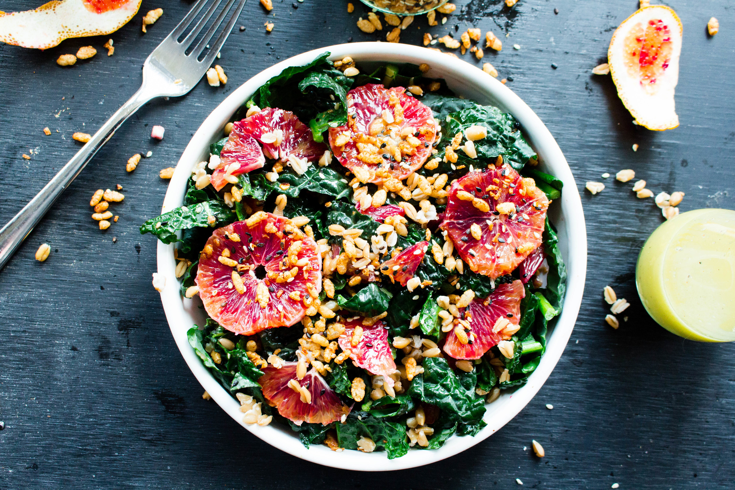All of It - Blood Orange Salad