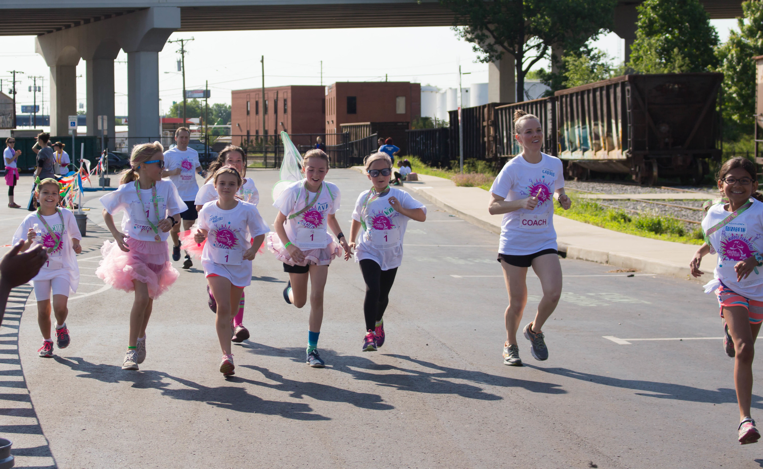 GOTR Spring 2016 5K - Supporting our team!