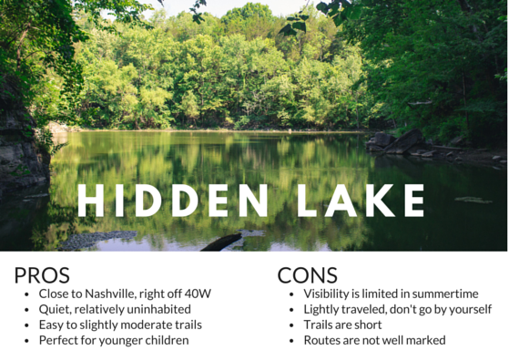 All of It - Chasing Waterfalls - Hidden Lake Pros and Cons