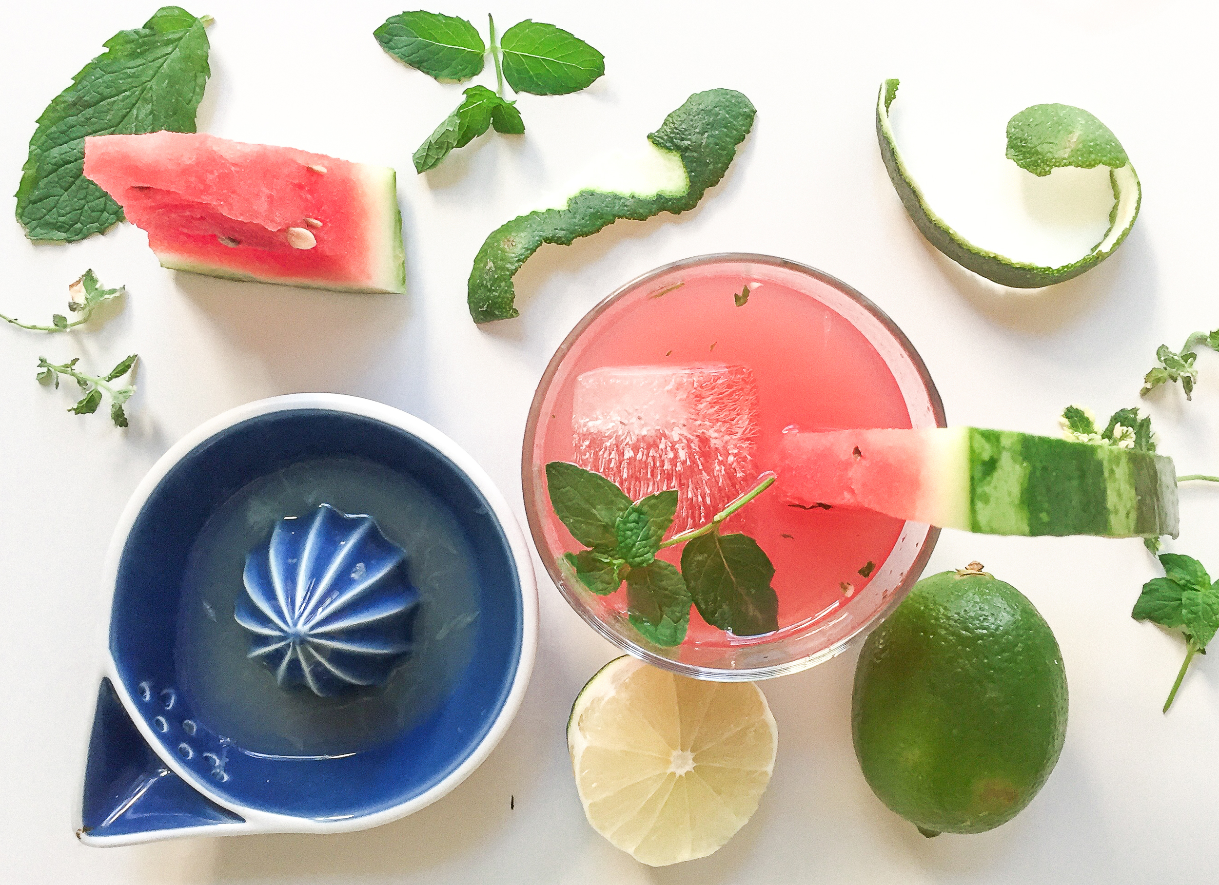 All of It - Watermelon Cocktail