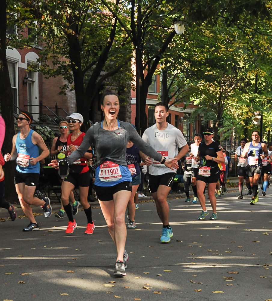 All of It - Chicago Marathon Race Re-cap