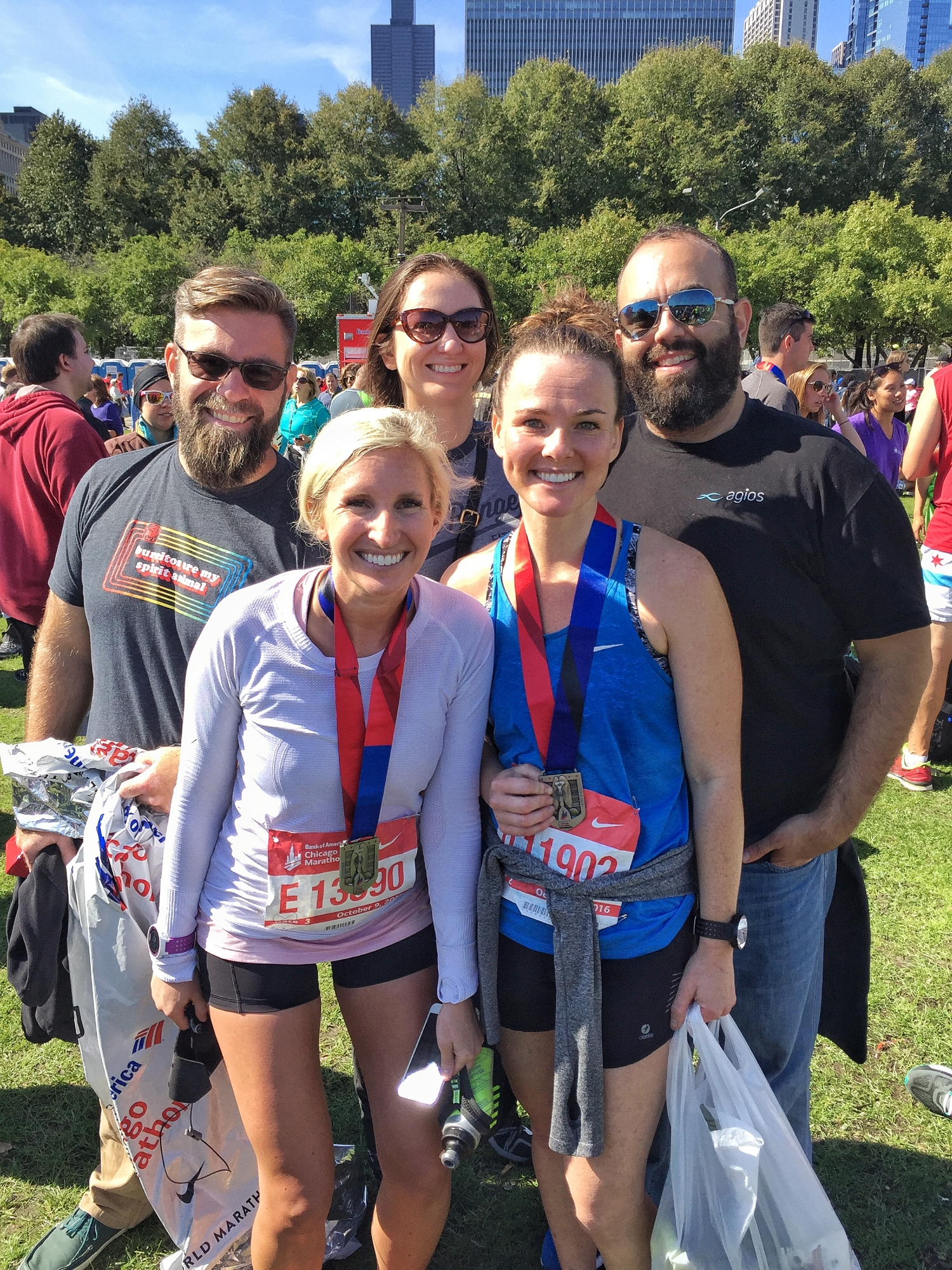 All of It - 2016 Chicago Marathon Race Recap