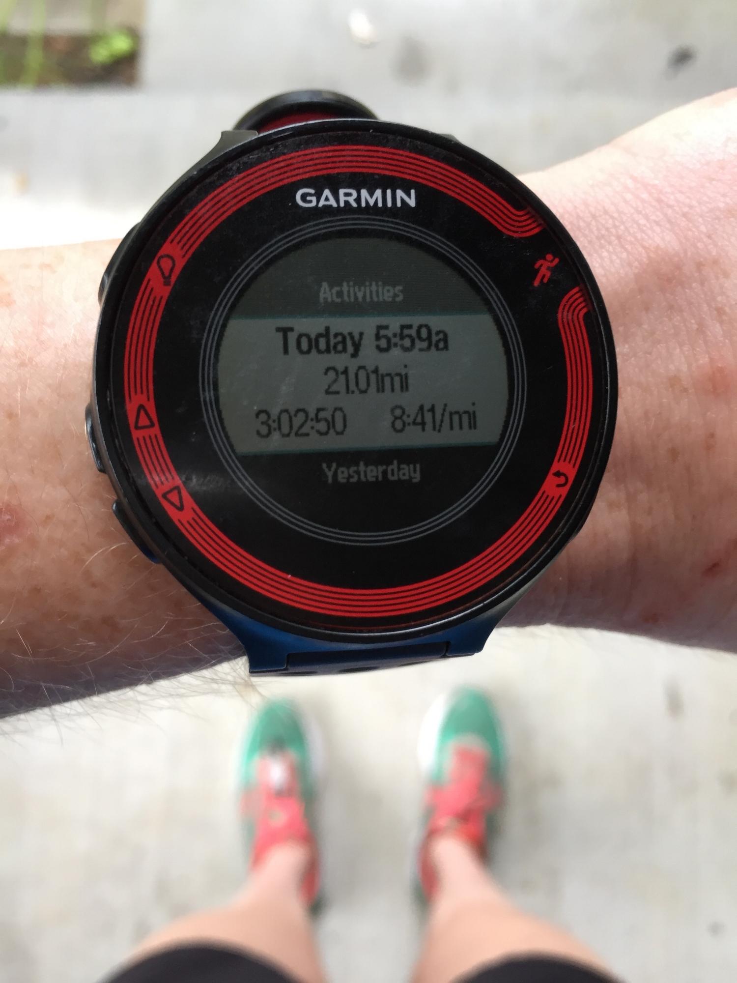 All of It - Marathon Meltdown / Peak Training Week