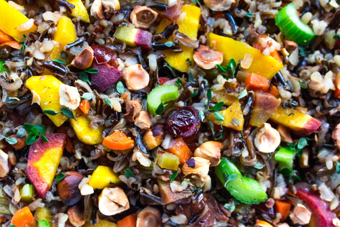 All of It - Thanksgiving 2015 - Wild Rice Dressing
