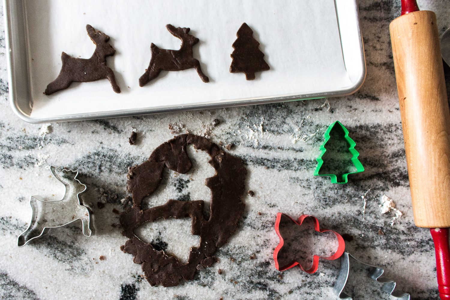 All of It - Vegan Gingerbread!!