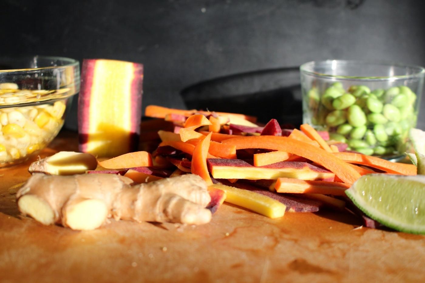 All of It - Veggie Ramen