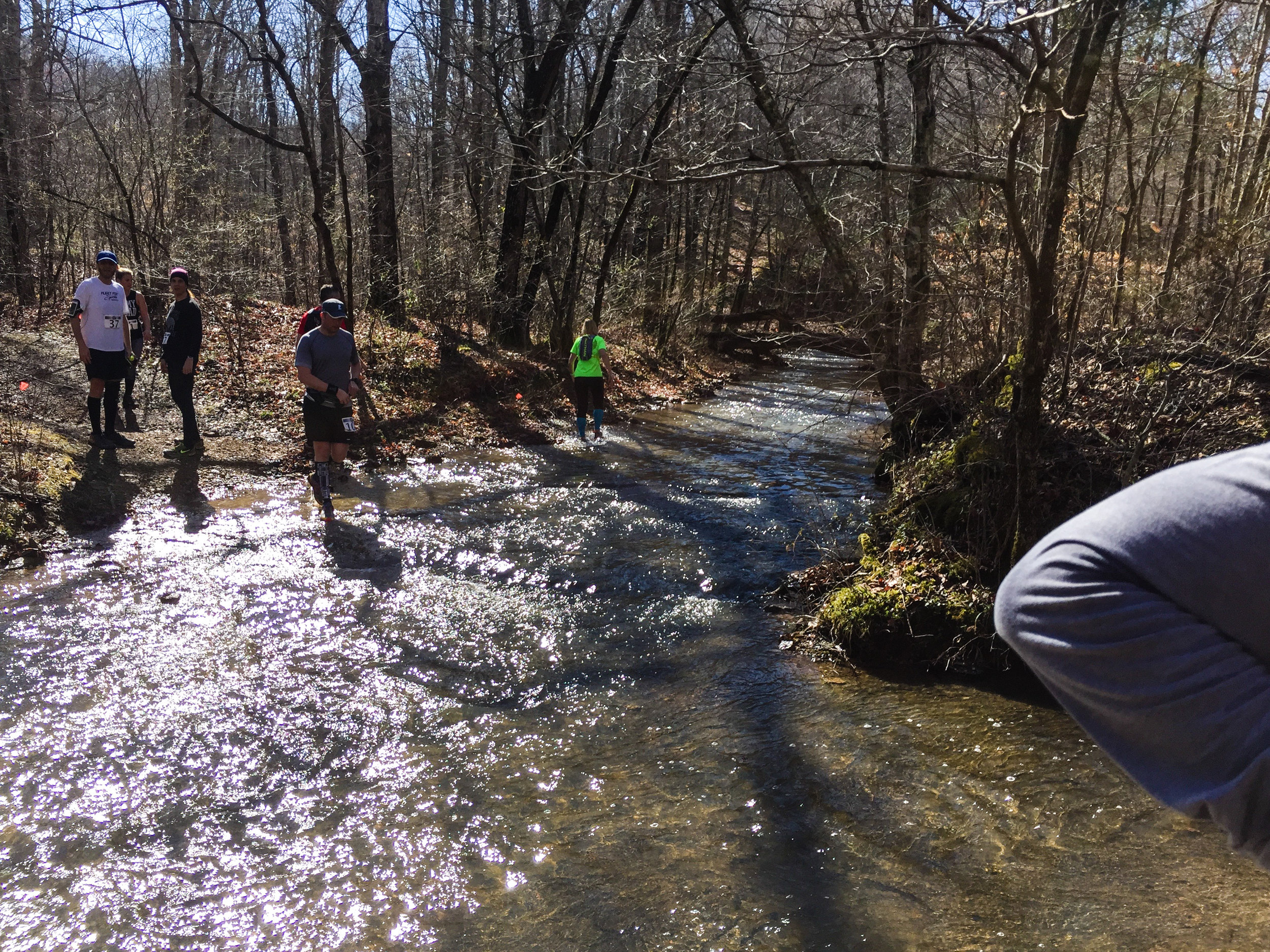 All of It - Music City Trail Ultra - Creek Crossing