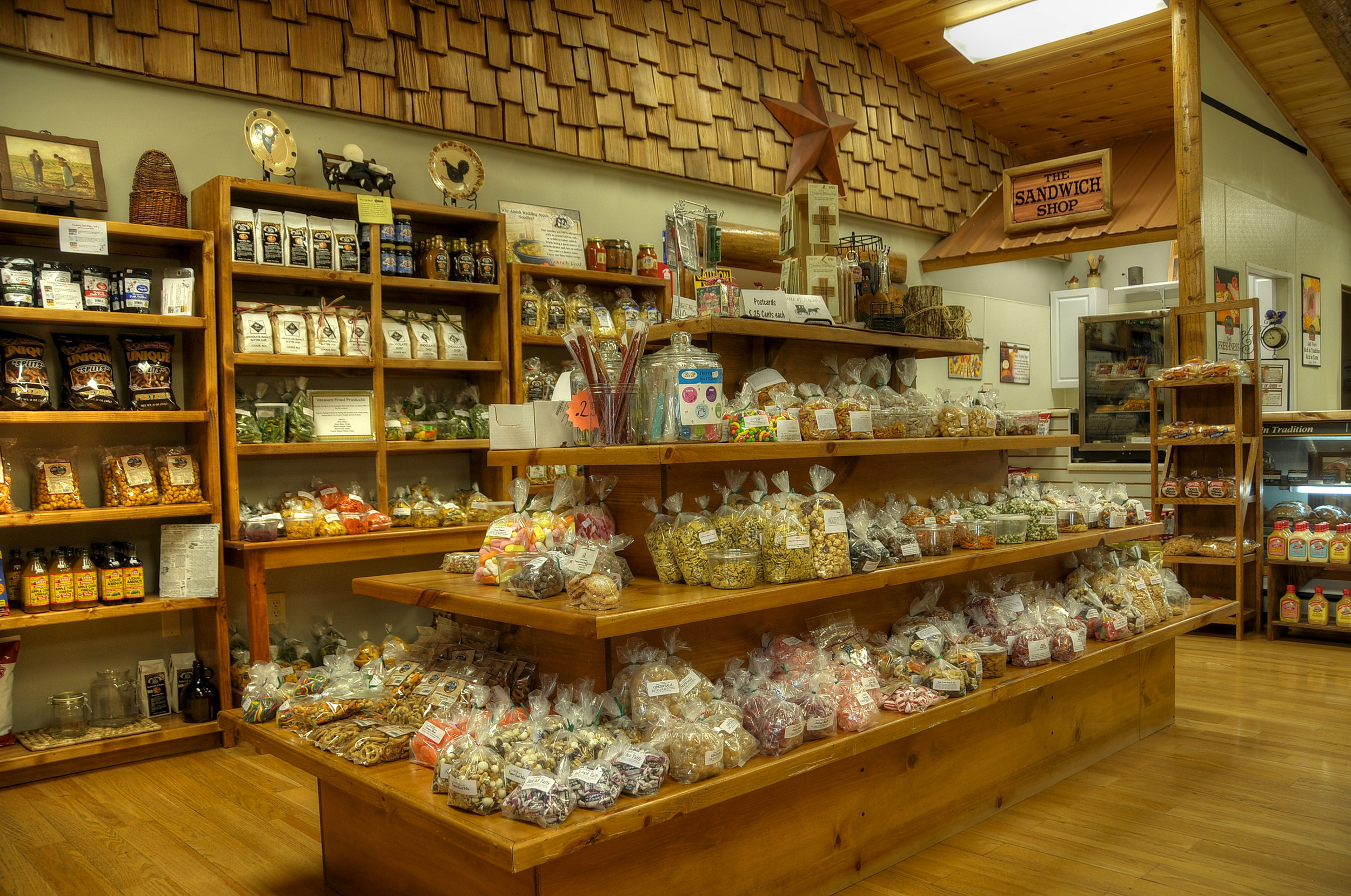 Click below to view a great store, with many wonderful products. Taste of Amish is located in Blue Ridge, GA