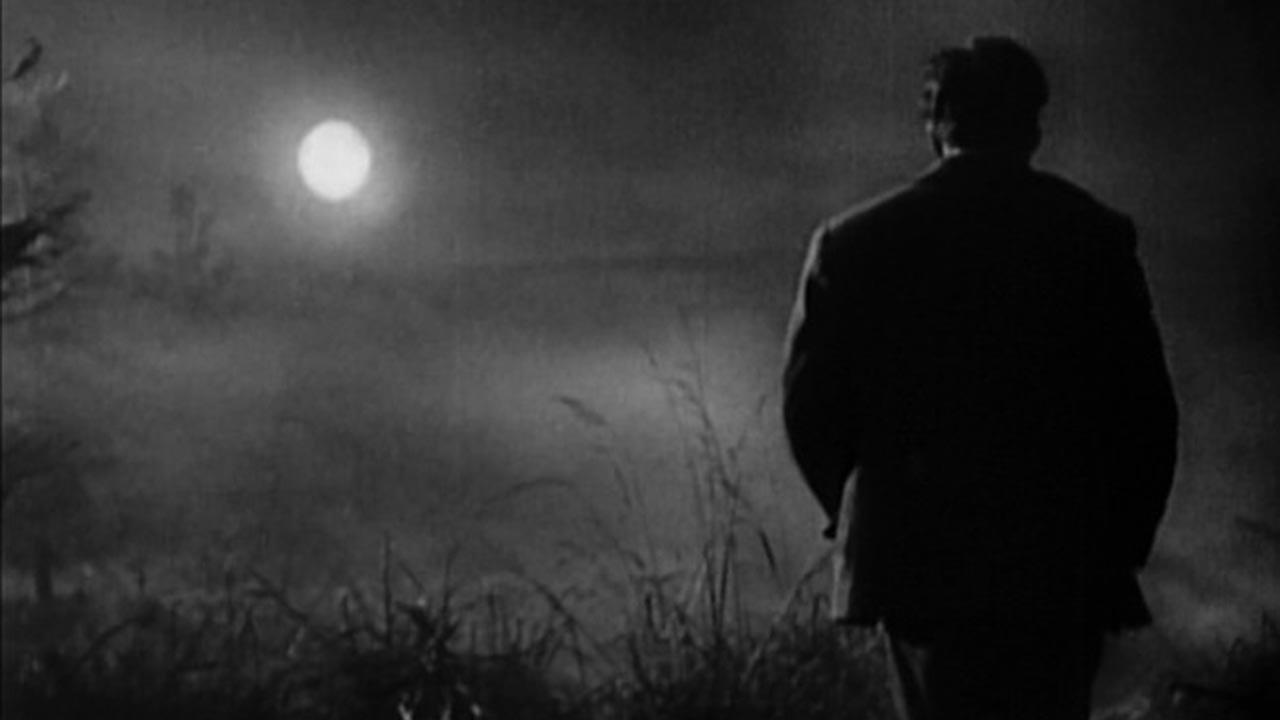 Ominous moonlight is a repeating motif.