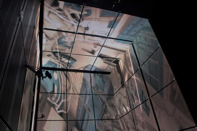 """Groundbreaking lighting effects were used in conjunction with animation in """"Gravity."""""""