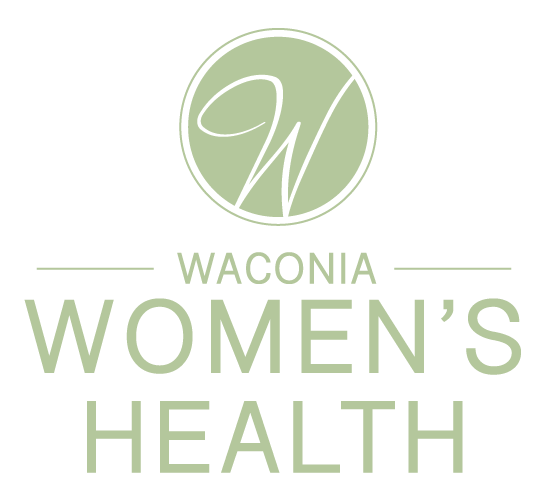 Waconia Women's Health - Graphic design client of Danielle Alexander Design in Waconia, MN