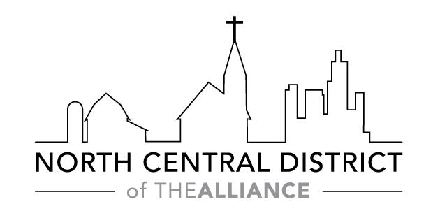 North Central District of the Alliance - Graphic design client of Danielle Alexander Design in Minnesota
