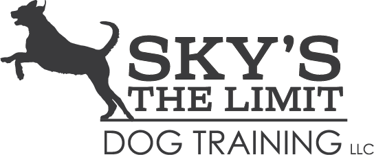 Sky's The Limit Dog Training - Graphic design client of Danielle Alexander Design in St. Bonifacius, MN