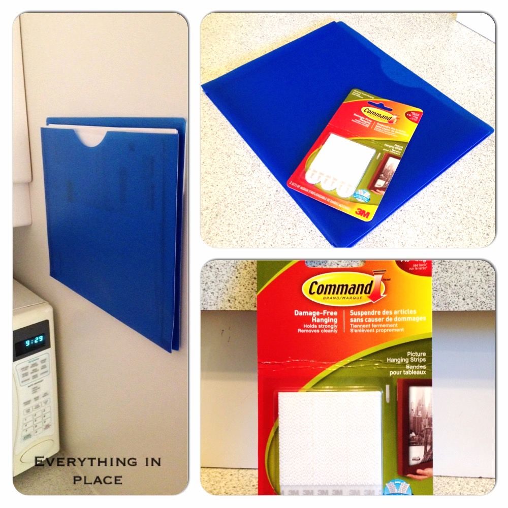 DIY Paper Clutter Tamer!