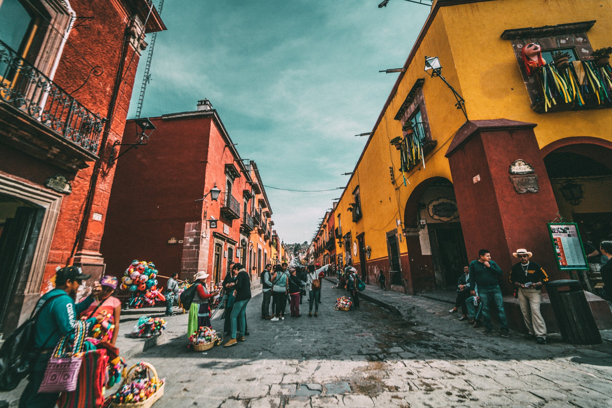 Day 6: Adiós - Meals Included: BreakfastGet in your last minute tlyaudas and textile purchases. You'll be driven to Oaxaca City Airport (OAX).