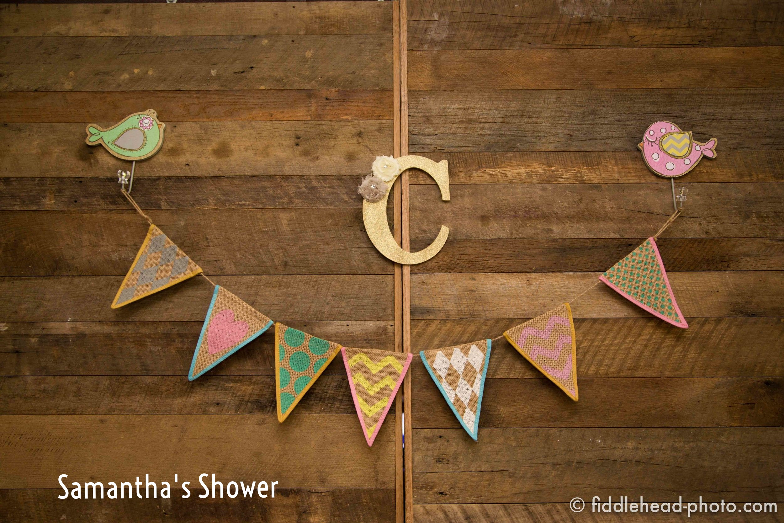 Samantha's Shower
