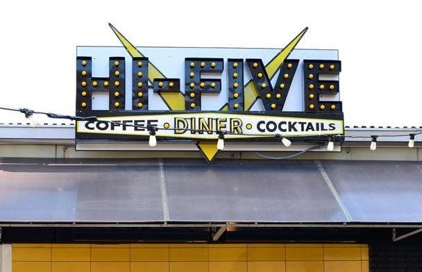 Hi-Five Diner