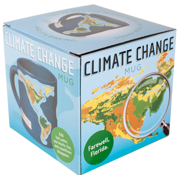 Climate Change/Global Warming Mug