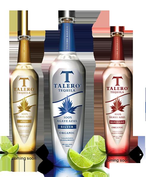 Talero Organic Tequila