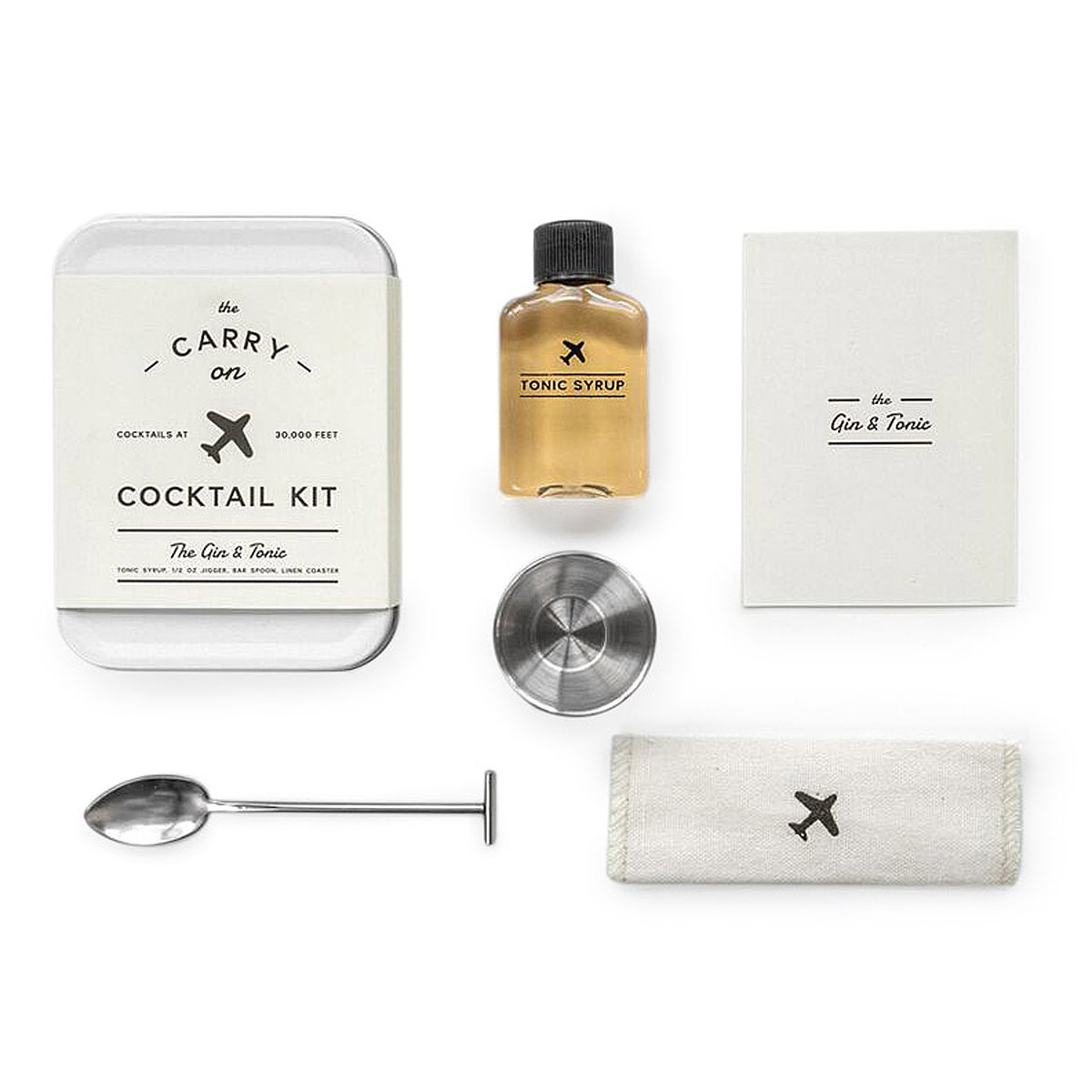 Carry On Cocktail Kit - Gin & Tonic