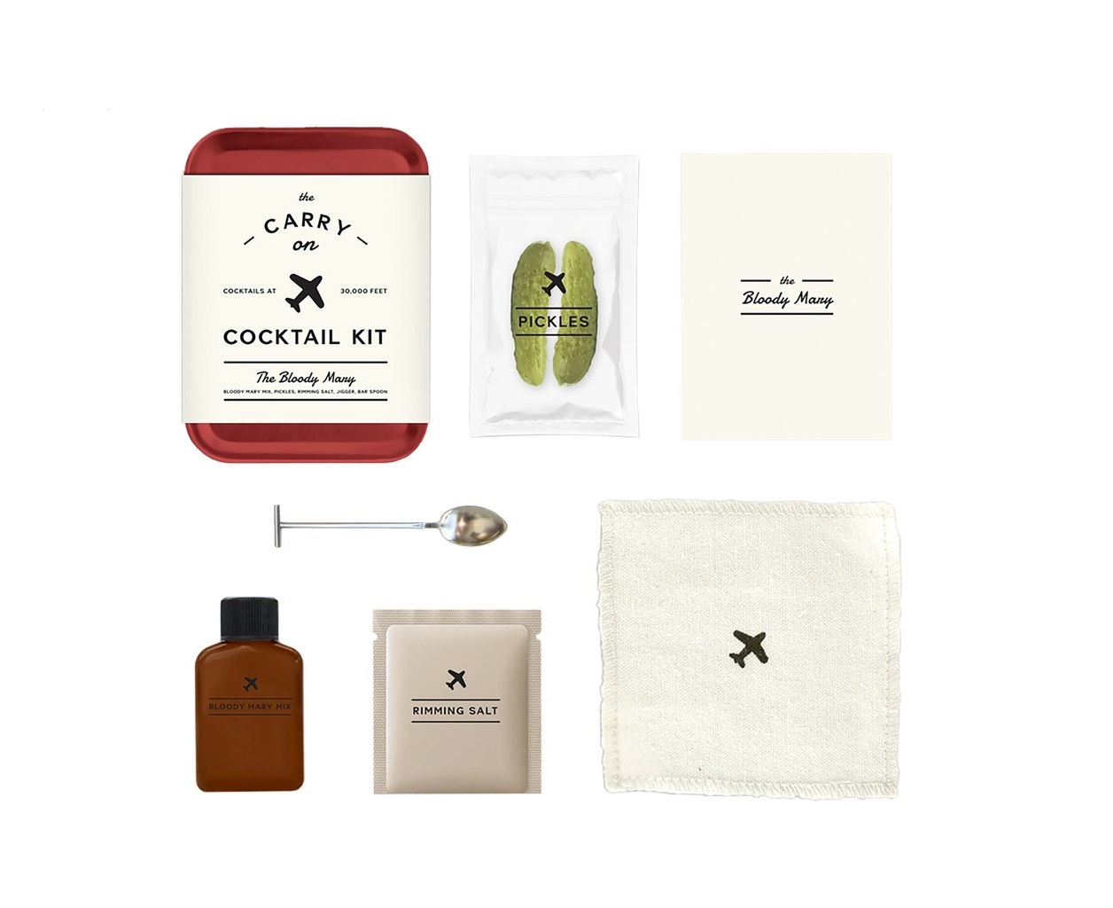 Carry On Cocktail Kit - Bloody Mary