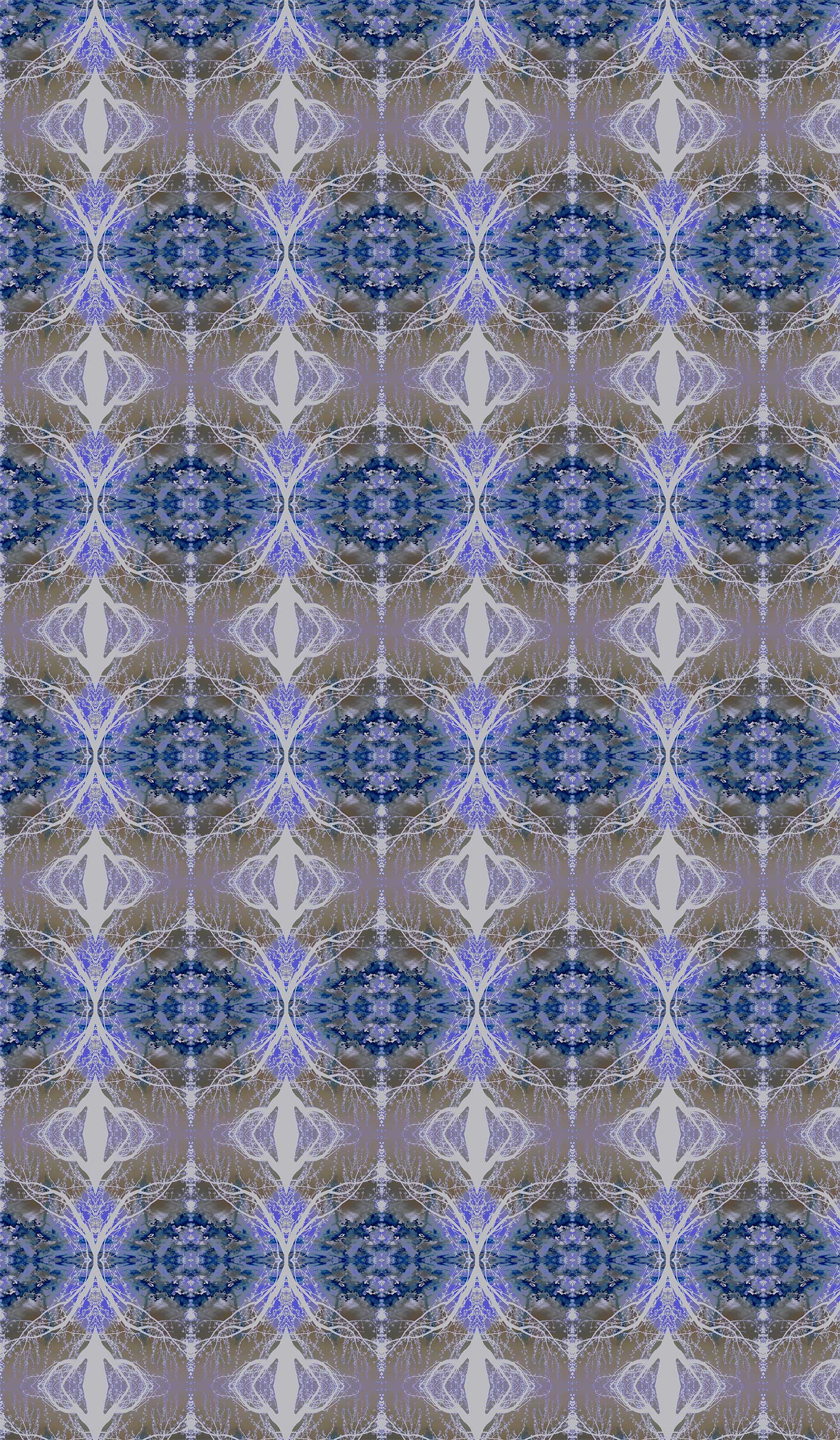 """the pattern in repeat on 2 yards of 42"""" fabric"""