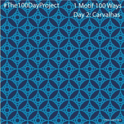 Day 2 of The 100 Day Project