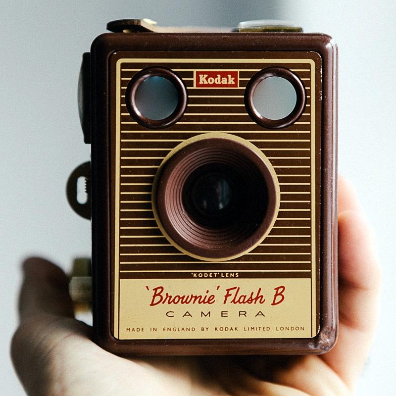 Just like my Brownie camera