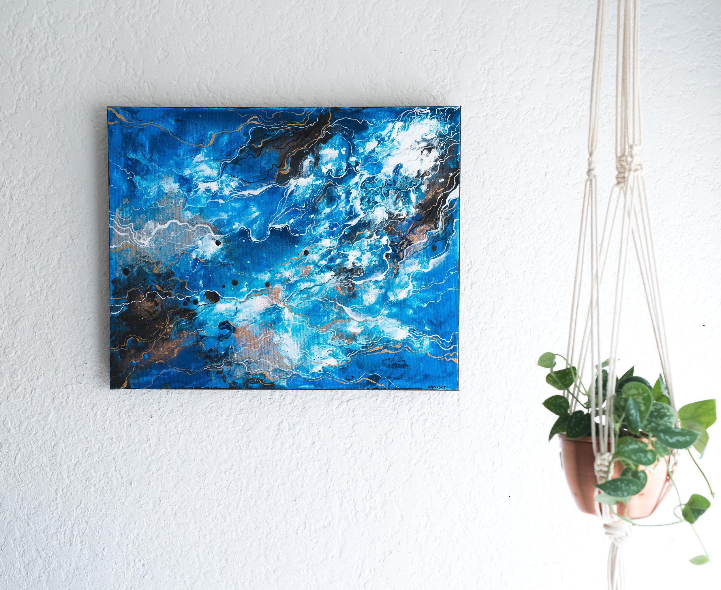 """""""Blue Expanse"""""""