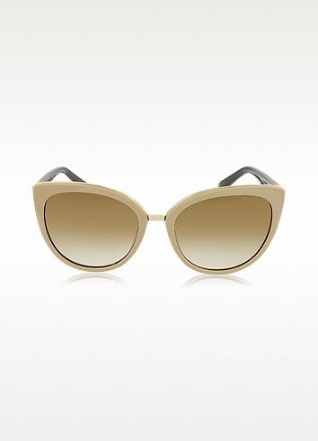Dana/s Acetate Cat Eye Sunglasses | Jimmy Choo | $420