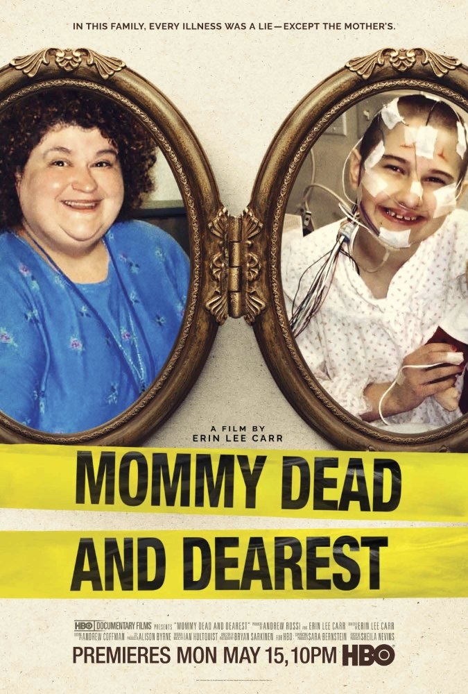 Mommy Dead and Dearest - For a deeper understanding of Munchausen-by-proxy syndrome, whereby a mother abuses her own child to seek personal sympathy and attention, this documentary is it. For almost 20 years, Dee Dee Blancharde fed daughter Gypsy Rose numerous drugs which induced horrible medical symptoms. Meanwhile, her massive fraud resulted in free trips, housing, and gifts and money from the surrounding community. In the incredulity of it all, you feel utter hatred toward Dee Dee, but are at least hopeful for Gypsy, who is now healthy and likely to receive her father's support when she's up for parole in 2024. Thumbs Up ðŸ'�