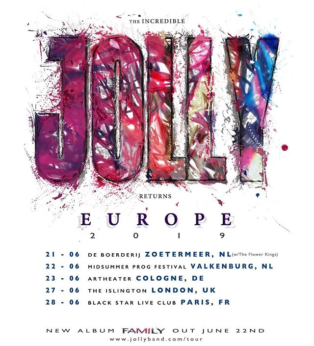 We are so happy to be returning to Europe and playing some songs off our new album FAMILY for you guys!  __________________________________________________________________________________________________________  #Painting #guitar #rock #color #warwickbass #sketch #recording #tattoo #surreal #albumart #tourlife #bandlife #drippaint #figurative #portrait #drawing #surrealphotography #music #face #progrock #people #surrealism #paint #streetart #wallart #instaart #leprous #splatterpaint #newyorkcity #riversideband