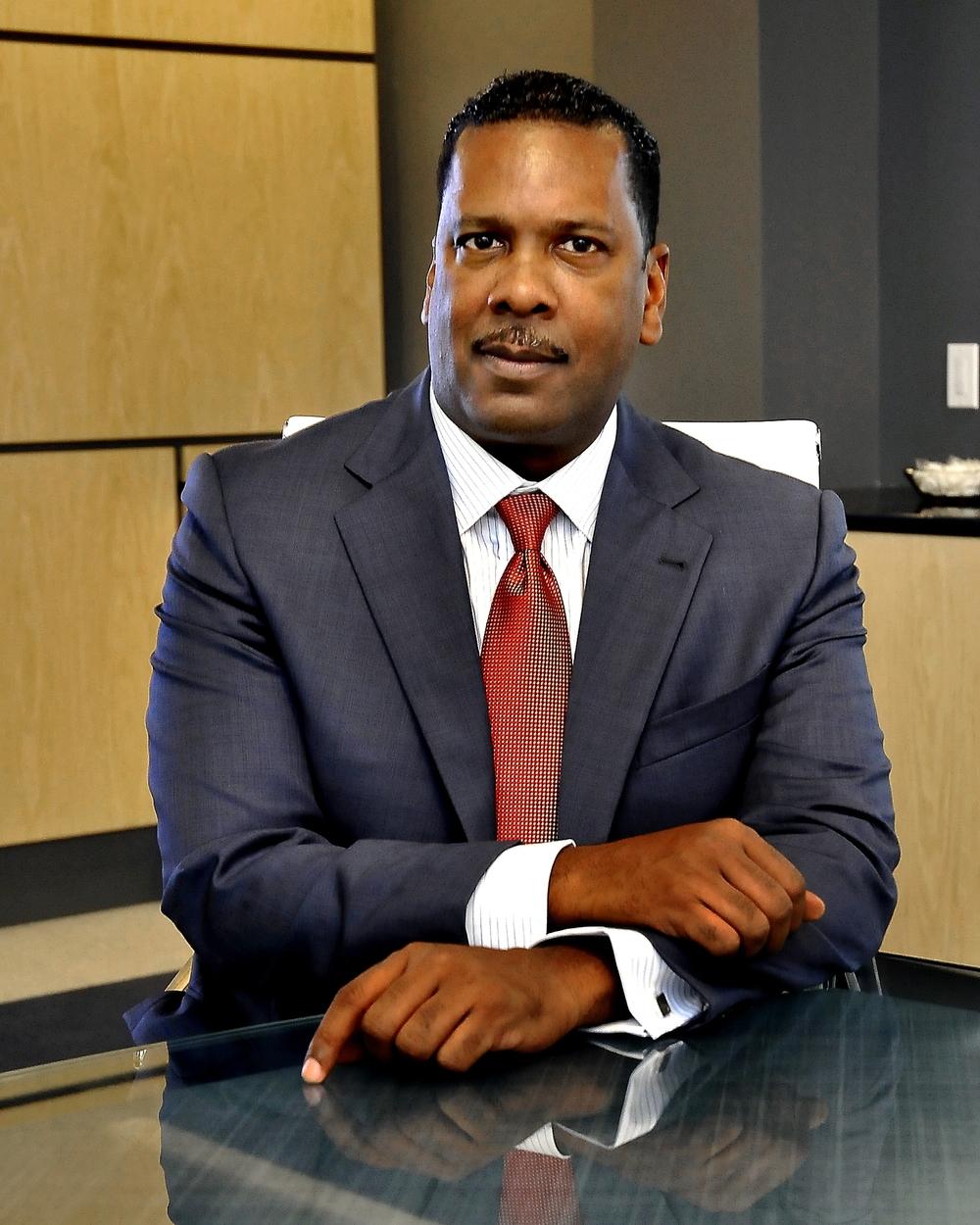 Charles M. Adams, CEO