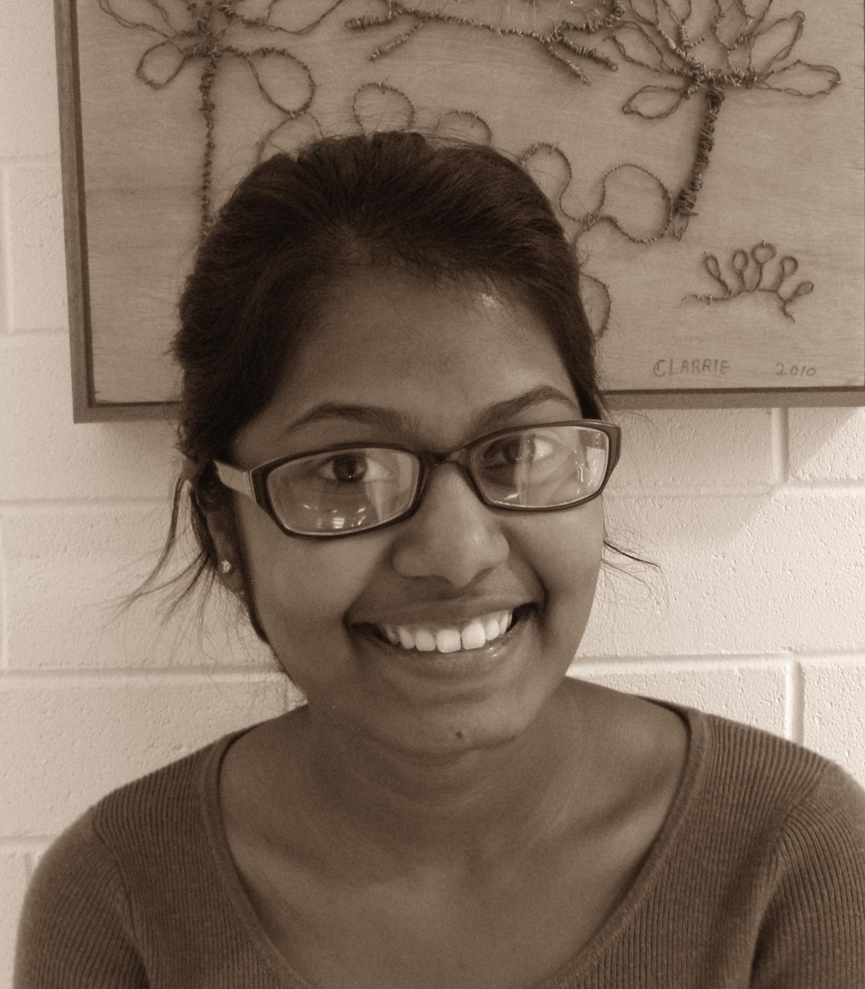 Shalini Ganji - Electrical Engineer