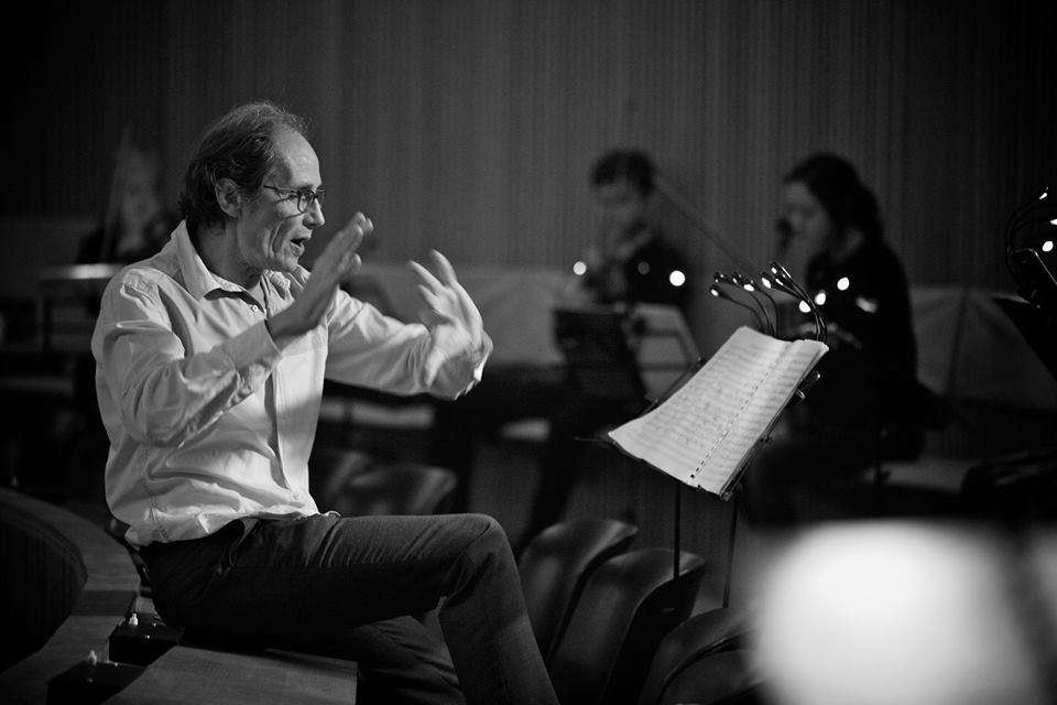 Festival Artistic Director, Roland Peelman. Photo by William Hall.