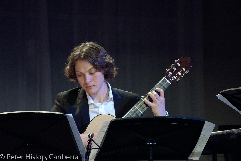 CIMF 2016 Con 01 - Tango Tambuco. Andrey Lebedev